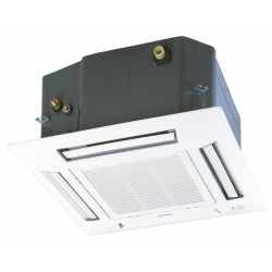 CS-Z50UB4EAW Panasonic - klimatizace, vnitřní 4-cestná kazetová 60x60cm, Qch=5kW, R32