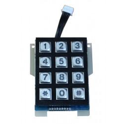 ATEUS-9151905 2N® Force, náhradní numerická klávesnice (Analog/IP)