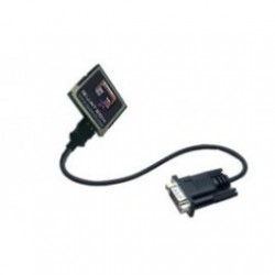 1 port RS-422 or RS-485 compact flash card