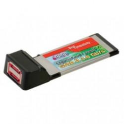 SATA II ExpressCard SDM (2x eSATA II)