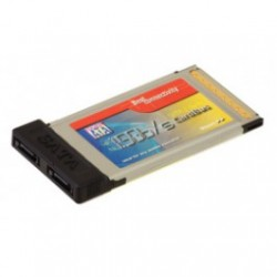 SATA CardBus SDM (2x eSATA), SI