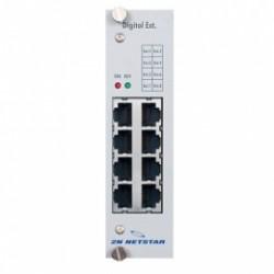 ATEUS-1011128 2N NetStar, modul 8 digitálních vnitřních linek DVL