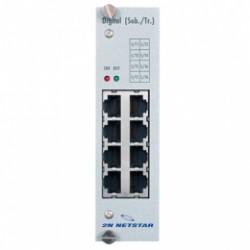 ATEUS-1011118 2N NetStar, modul 8 digitálních vnějších linek BRI