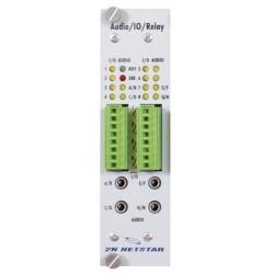 ATEUS-1011602 2N NetStar, modul 8 audiorelé