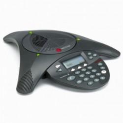 2200-16000-122 Polycom SoundStation 2 - telefon pro audiokonference, s displejem
