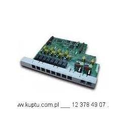KX-TE82480CE Panasonic - karta 2 vnějších analogových linek a 8 analogových poboček; pro KX-TEM824/TES824