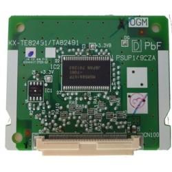 KX-TE82491X Panasonic - karta rozšíření úvodního hlášení (OGM) - jeden kanál, 180 sekund; pro KX-TEM824/TES824