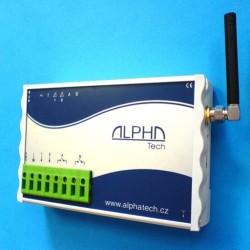 046 Alphatech - GSM Key - ovládání pomocí mobilního telefonu