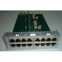 3EH73061AD ALCATEL Analog mixed board AMIX4/4/4-1 (4 analog trunks + 4 UA + 4 SLI)