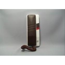 4FP21051.216 Tesla - DT 93 Domácí telefon bílo-hnědý 4+n