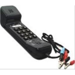 4FP12269.1225/C Tesla - zkušební mikrotelefon - modrý