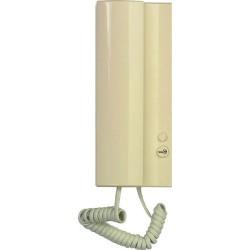 4FP21102.915 Tesla - Domácí telefon ELEGANT s elektronickým vyzváněním (bez bzučáku) - slonová kost
