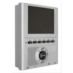 4FP21144.2 Tesla - Videotelefon handsfree stříbrný BUS