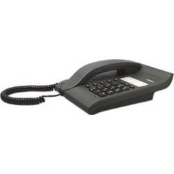 4FP12276.212/C Tesla - KSN2862-S standardní telefon, barva černá antracit (tmavě šedá)