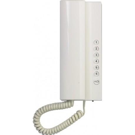 4FP21103.201 Domácí telefon 2-BUS ELEGANT - bílý