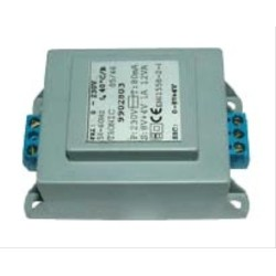 ATEUS-932928 2N transformátor, 230 V~ / 8+4 V~ (napáječ)