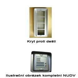 1145/314 Alphatech - NUDV Kryt proti dešti na omítku 4x pozice