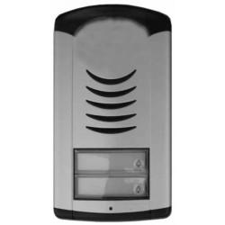 22IP ALPHATECH - Slim Door Phone VoIP - dvoutlačítkový