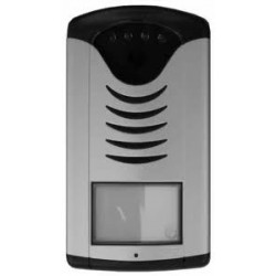 21IPC ALPHATECH - Slim Door Phone VoIP - jednotlačítkový s kamerou