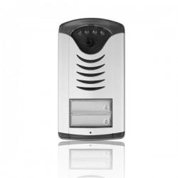 22IPC ALPHATECH - Slim Door Phone VoIP - dvoutlačítkový s kamerou