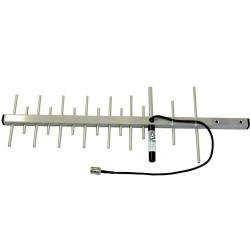 ATEUS-2204152 2N směrová anténa YAGI, N konektor, 13db
