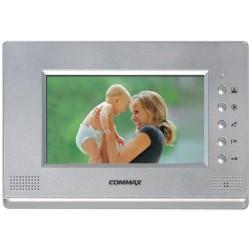 """CDV-71AM COMMAX - samostatná bytová jednotka - vieotelefon s 7"""" LCD displejem"""