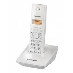 KX-TG1711FXW Panasonic - DECT bezdrátový telefon,1-řádkový displej, CLIP, konferenční hovor, barva bílá
