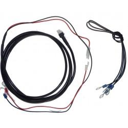 KX-A229X Panasonic - kabel pro připojení záložní baterie pro zdroj typu L