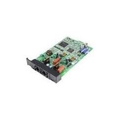 KX-TVM502X Panasonic - karta 2 přípojných portů pro digitální/analogovou integraci; pro KX-TVM50NE