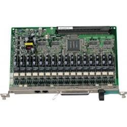 KX-TDA0175X Panasonic - karta 16 vnitřních analogových poboček s indikací zprávy pro KX-TDA TDE200/100CE