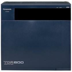 KX-TDA600CE-REPAS Panasonic - základní jednotka s CPU, 10 volných slotů,  bez napájecího zdroje, porušený karton