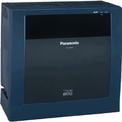 KX-TDE600NE Panasonic - základní jednotka, 10 volných slotů,  VoIP(H.323/SIP), bez napájecího zdroje