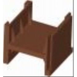 4FA69701 Distanční spona krabic KARAT (spojení krabic kratší stranou)