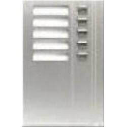 4FN23036 Tesla - GUARD Modul zvonkové tablo s 5 tlačítky 2-BUS
