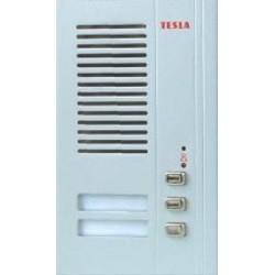 4FN23012 Tesla - GUARD Modul zvonkové tablo elektrický vrátný 2 tlačítka 4+n