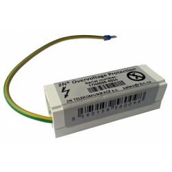 ATEUS-803011E 2N Overvoltage Protection, ochrana pro komunikátory proti přepětí, svorkovnice