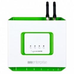 ATEUS-5022032E 2N BRI Enterprise, ISDN GSM brána, 2xGSM / 2xISDN, Ethernet, podpora VoIP, neblokovaná