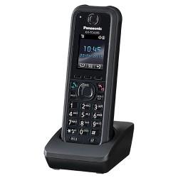 KX-TCA385CE Panasonic - Odolné sluchátko DECT s krytím IP65, fce potlačení hluku, balení obsahuje i nabíječku