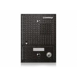 DRC-4CGN2 Commax - barevná kamera  s 1 tlačítkem v provedení antivandal