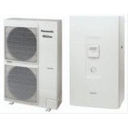 KIT-WHF12F9E8 Panasonic- Tepelné čerpadlo vysokoteplotní, 65°C, 12kW, 400V -SET vnitřní a venkovní jednotka