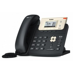 "SIP-T21 E2 Yealink - IP telefon, 2x SIP účty, LCD 2,3"" 132x65 pix - podsvícený, 2x prog. tlačítek, 2x RJ45"