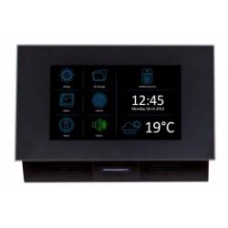 """ATEUS-91378365 2N Indoor Touch, vnitřní jednotka, 7"""" barevný dotykový panel, Android, černá"""
