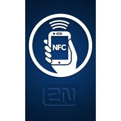 ATEUS-9137915 2N licence NFC pro IP interkomy