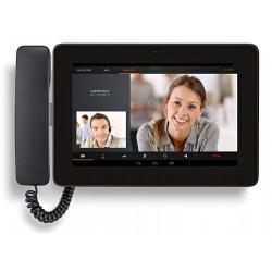 GIGASET-MAXWELL-10S-PACK1 Gigaset - IP video telefon s dotykovým LCD a operačním systémem Android + šnůrové sluchátko