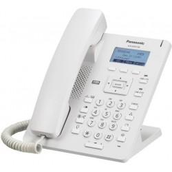 KX-HDV130NE Panasonic - SIP telefon, 4řádkový displej, 2 SIP účty, PoE, pro NS/HTS, české menu, barva bílá