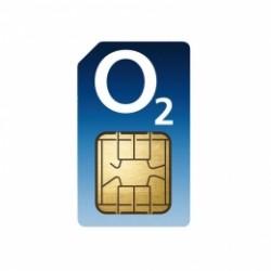 SIM128N.CF.G6-O2-PD SIM karta s číslem, nové aktivace, i pro MBB, obsahují brožuru