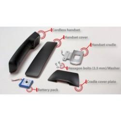 GIGASET-MAX-PLASTIC Gigaset - bezdrátové sluchátko pro Maxwell 10S, plast