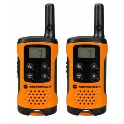 TLKR T41 ORANGE Motorola - sada 2 vysílaček PMR446, dosah až 4 km