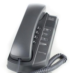 SPA301-G2 Cisco - IP telefon, SIP, 1 IP linka, 1x Eth RJ45, bez LCD