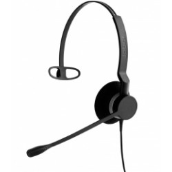 BIZ-2300-NC-MONO-USB-M Jabra - náhlavní souprava pro PC, spona přes hlavu, na jedno ucho, do hlučného prostředí